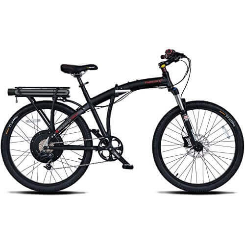 ProdecoTech Phantom X2 Folding Electric Mountain Bike
