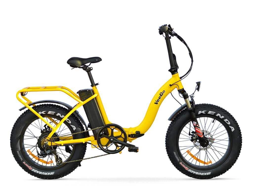 Veego Folding Electric Bike