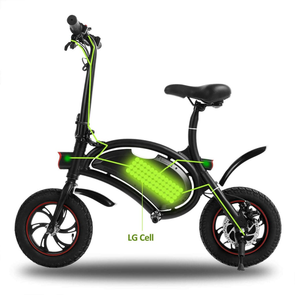 WiSmart Folding Electric Bike