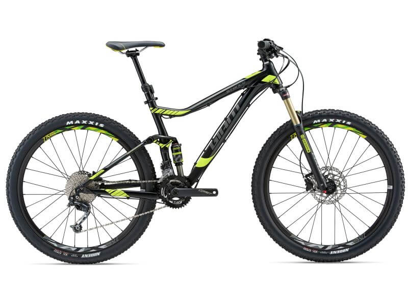 Giant Stance 2 Best Full Suspension Mountain Bike Under 1500