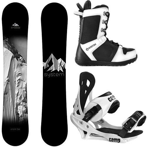 System Timeless Snowboard