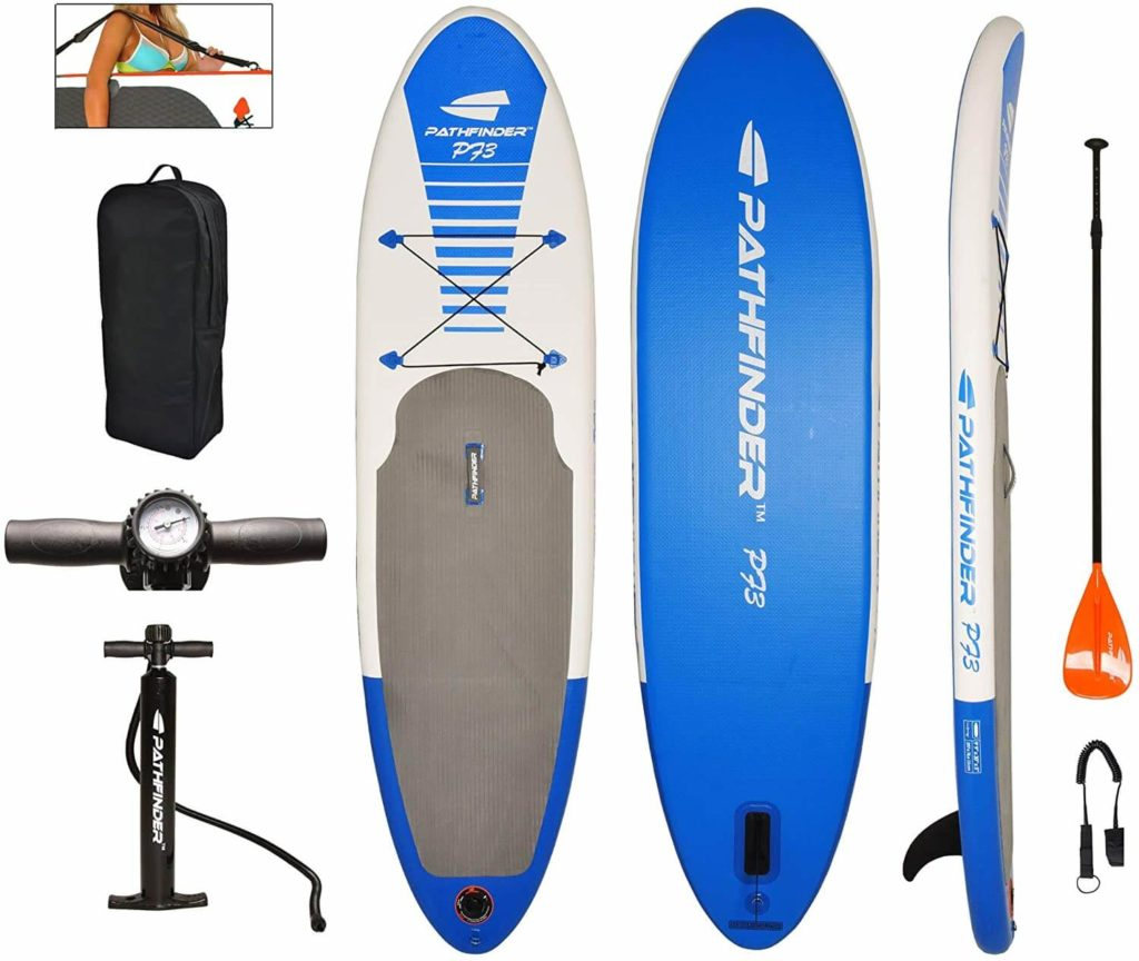 Best Cheap Inflatable Paddle Board