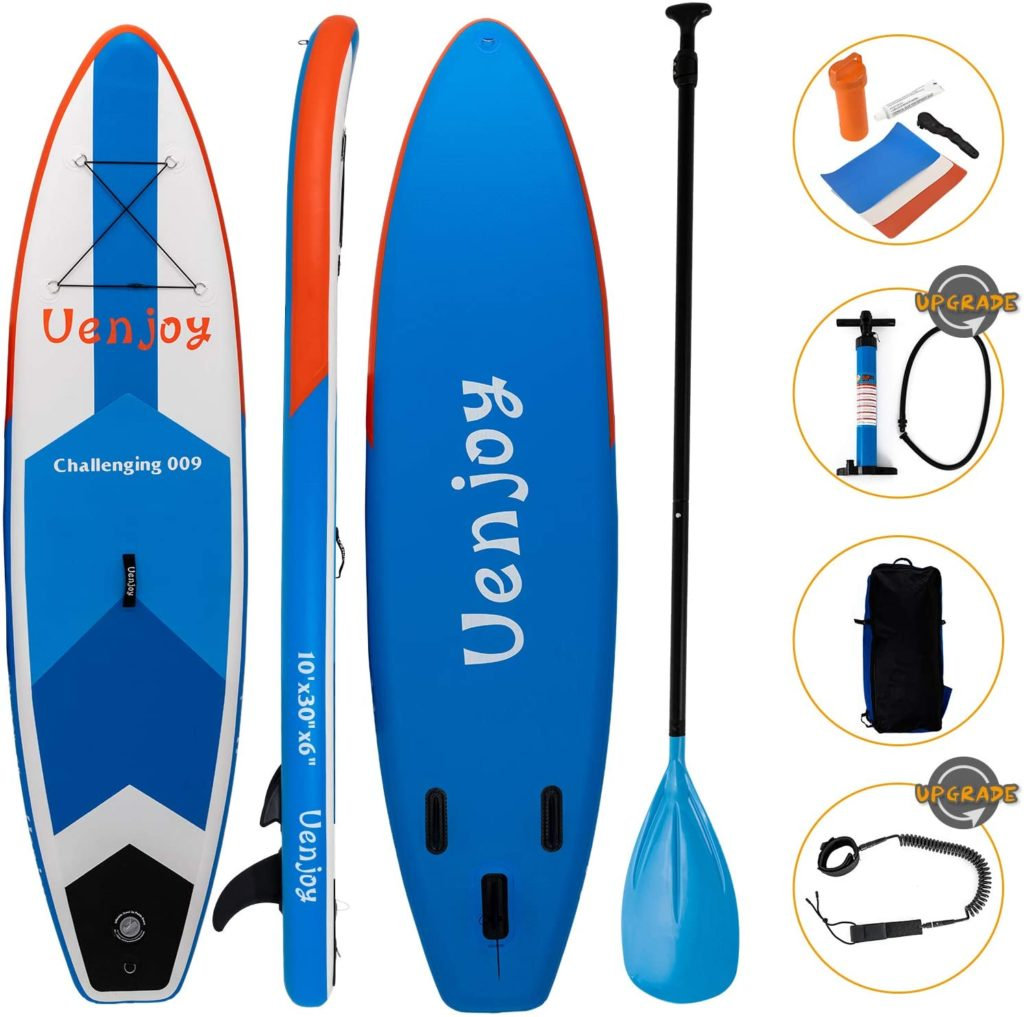 Uenjoy Cheap Inflatable Paddle Board