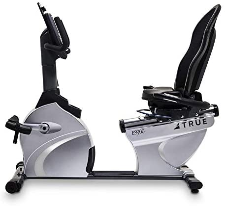 True ES900 Commercial Recumbent Exercise Bike