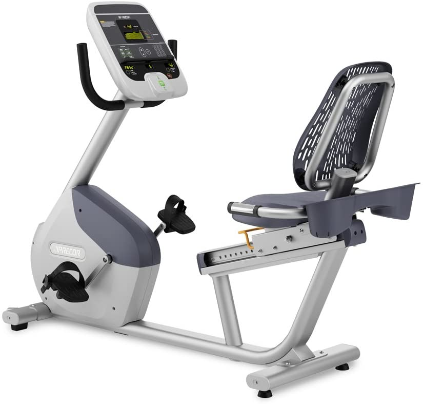 Precor RBK 615 Commercial Recumbent Exercise Bike